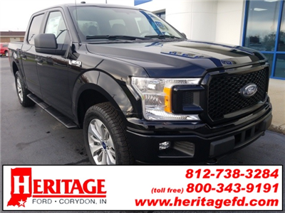 2018 F-150 Crew Cab 4x4 Pickup #JKC48502 - photo 1