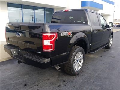 2018 F-150 Crew Cab 4x4 Pickup #JKC48502 - photo 2