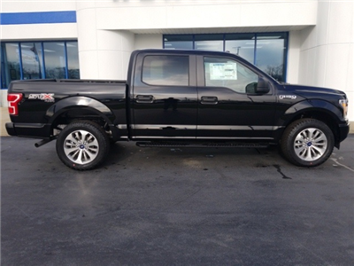 2018 F-150 Crew Cab 4x4 Pickup #JKC48502 - photo 11