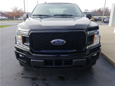 2018 F-150 Crew Cab 4x4 Pickup #JKC48502 - photo 3