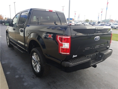 2018 F-150 Crew Cab 4x4 Pickup #JKC48502 - photo 7