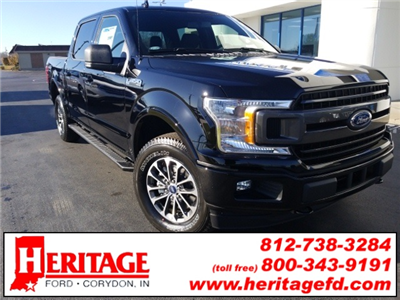 2018 F-150 Crew Cab 4x4 Pickup #JKC68596 - photo 1