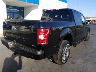 2018 F-150 Crew Cab 4x4 Pickup #JKC68596 - photo 2