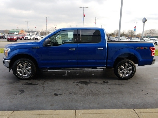 2018 F-150 Crew Cab 4x4 Pickup #JKC78940 - photo 5