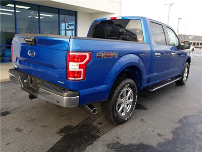 2018 F-150 Crew Cab 4x4 Pickup #JKC78940 - photo 2