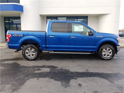 2018 F-150 Crew Cab 4x4 Pickup #JKC78940 - photo 11