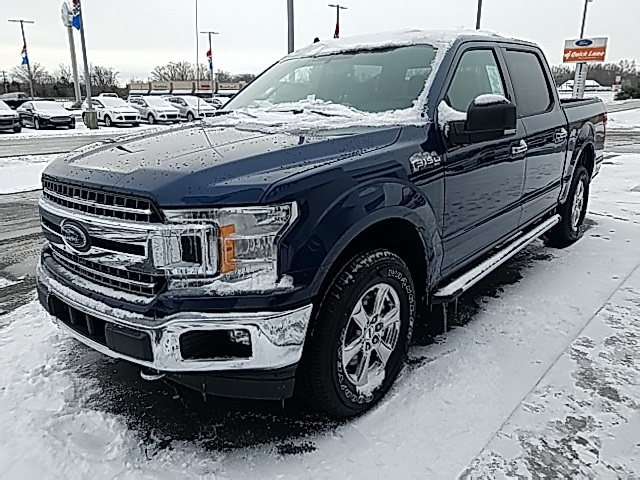 2018 F-150 Crew Cab 4x4 Pickup #JKD02072 - photo 5