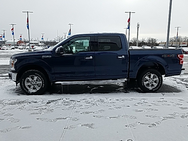 2018 F-150 Crew Cab 4x4 Pickup #JKD02072 - photo 6