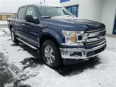 2018 F-150 Crew Cab 4x4 Pickup #JKD02072 - photo 3
