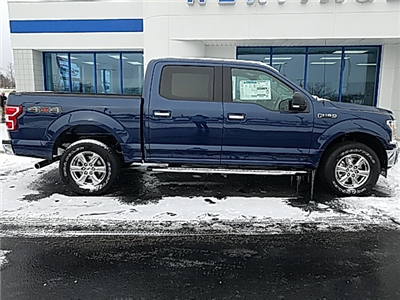 2018 F-150 Crew Cab 4x4 Pickup #JKD02072 - photo 9