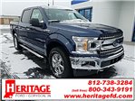 2018 F-150 Crew Cab 4x4 Pickup #JKD02072 - photo 1