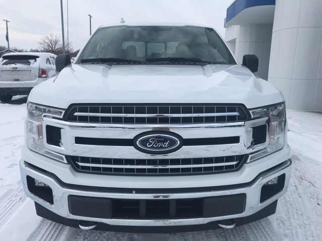 2018 F-150 Crew Cab 4x4 Pickup #JKD02073 - photo 3