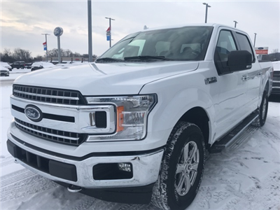 2018 F-150 Crew Cab 4x4 Pickup #JKD02073 - photo 4