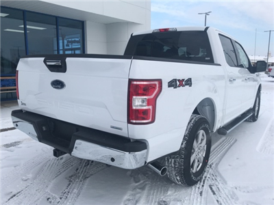 2018 F-150 Crew Cab 4x4 Pickup #JKD02073 - photo 2