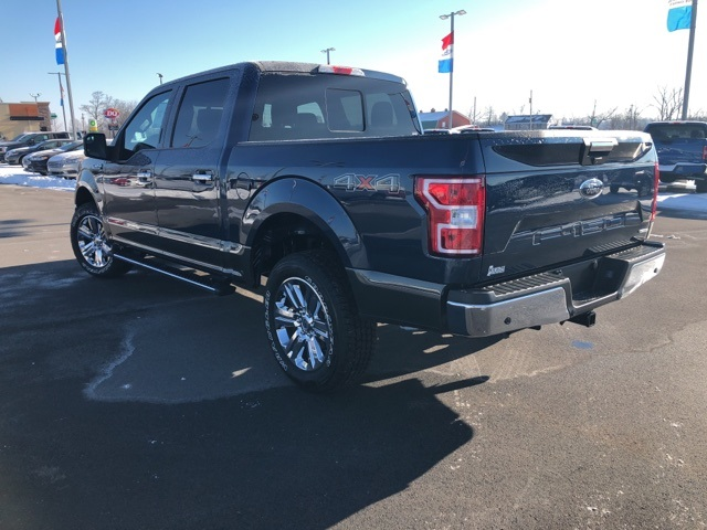 2018 F-150 Crew Cab 4x4, Pickup #JKD15610 - photo 6