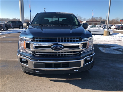2018 F-150 Crew Cab 4x4, Pickup #JKD15610 - photo 3
