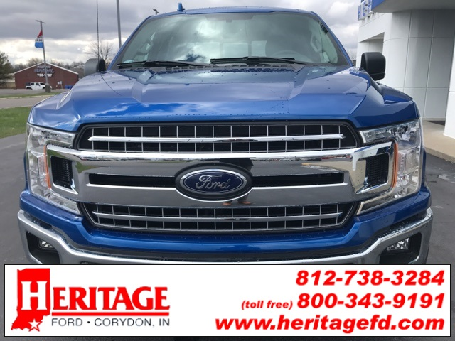 2018 F-150 SuperCrew Cab 4x4,  Pickup #JKD52012 - photo 4