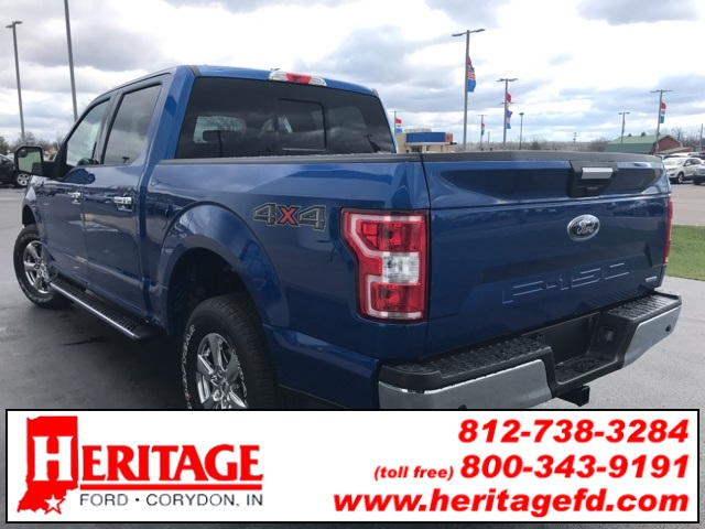 2018 F-150 SuperCrew Cab 4x4,  Pickup #JKD52012 - photo 7