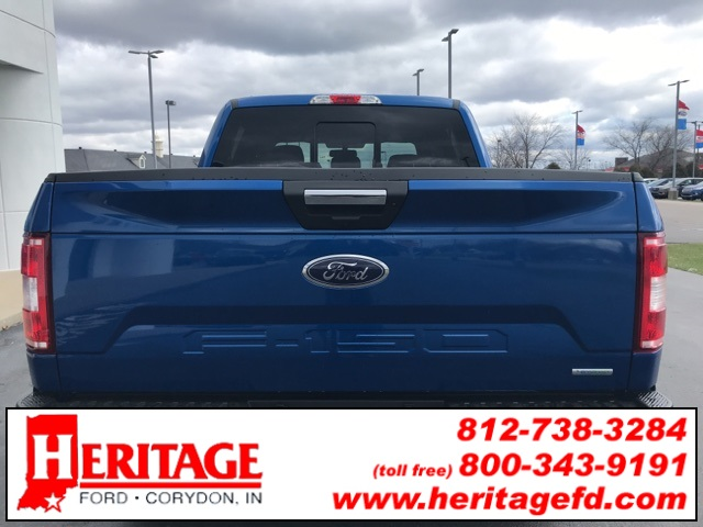 2018 F-150 SuperCrew Cab 4x4,  Pickup #JKD52012 - photo 8