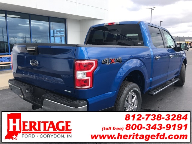 2018 F-150 SuperCrew Cab 4x4,  Pickup #JKD52012 - photo 2