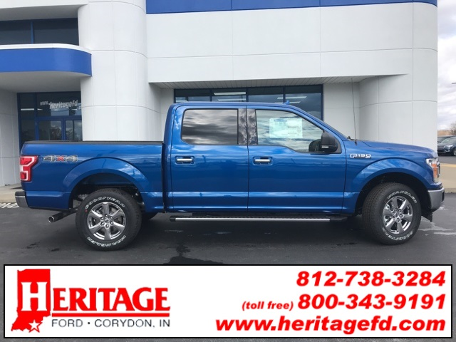2018 F-150 SuperCrew Cab 4x4,  Pickup #JKD52012 - photo 9