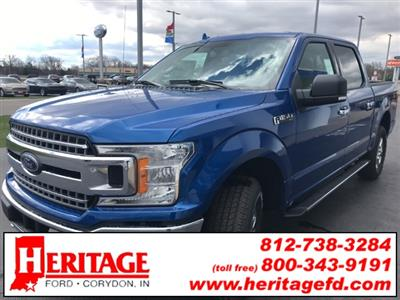 2018 F-150 SuperCrew Cab 4x4,  Pickup #JKD52012 - photo 5