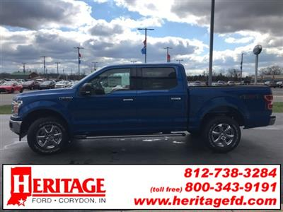 2018 F-150 SuperCrew Cab 4x4,  Pickup #JKD52012 - photo 6
