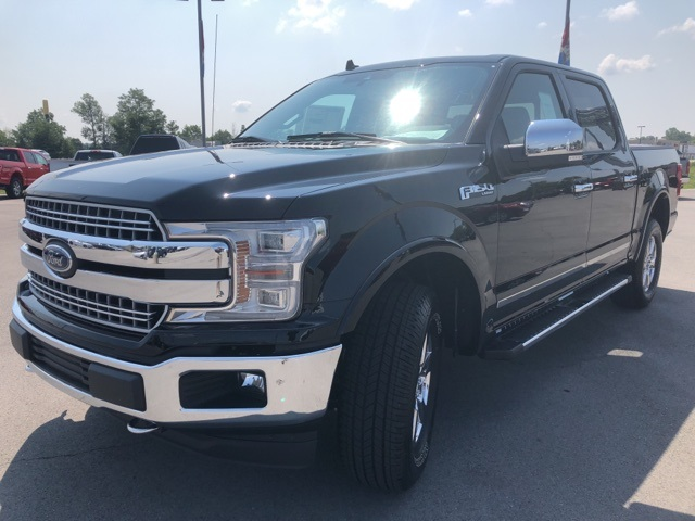 2018 F-150 SuperCrew Cab 4x4,  Pickup #JKE90669 - photo 4
