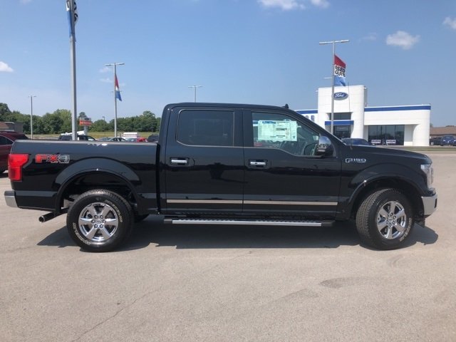 2018 F-150 SuperCrew Cab 4x4,  Pickup #JKE90669 - photo 8