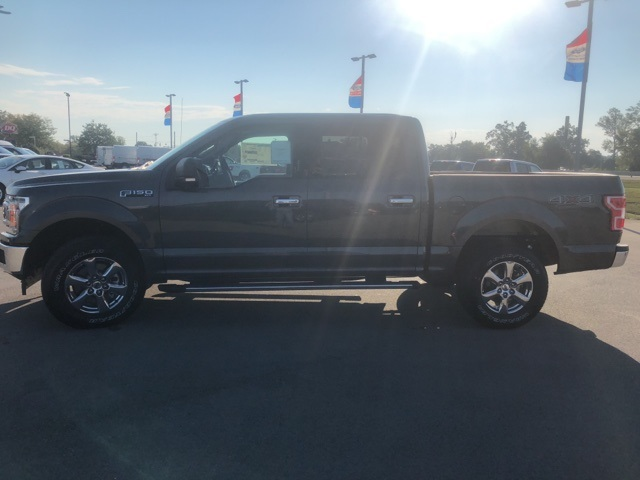 2018 F-150 SuperCrew Cab 4x4,  Pickup #JKF12454 - photo 5