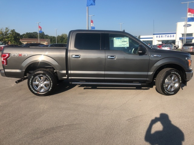 2018 F-150 SuperCrew Cab 4x4,  Pickup #JKF12454 - photo 8