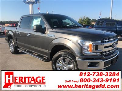 2018 F-150 SuperCrew Cab 4x4,  Pickup #JKF12454 - photo 1
