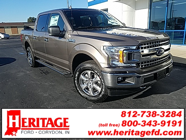 2018 F-150 SuperCrew Cab 4x4,  Pickup #JKF52228 - photo 1