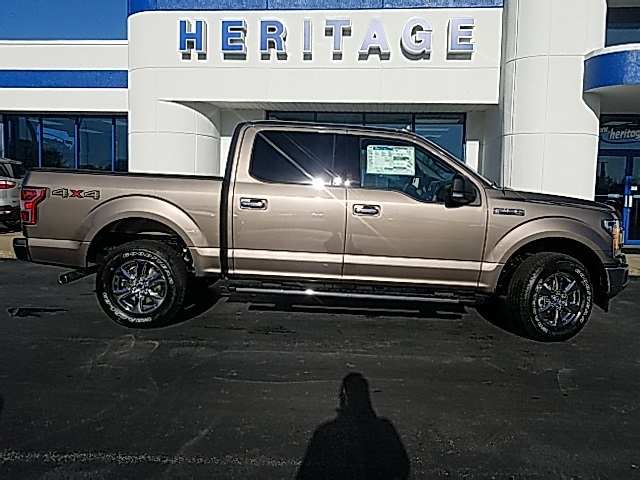 2018 F-150 SuperCrew Cab 4x4,  Pickup #JKF52228 - photo 9