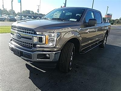 2018 F-150 SuperCrew Cab 4x4,  Pickup #JKF52228 - photo 5
