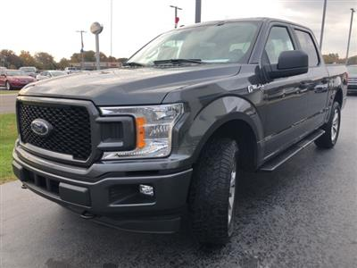 2018 F-150 SuperCrew Cab 4x4,  Pickup #JKF69765 - photo 4