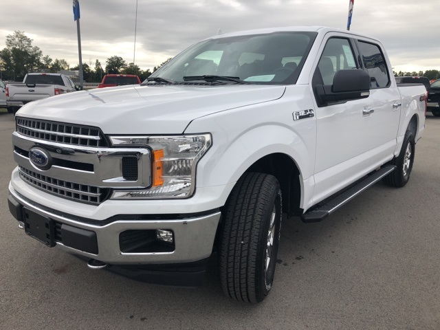 2018 F-150 SuperCrew Cab 4x4,  Pickup #JKF69949 - photo 4