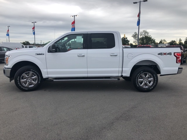 2018 F-150 SuperCrew Cab 4x4,  Pickup #JKF69949 - photo 5