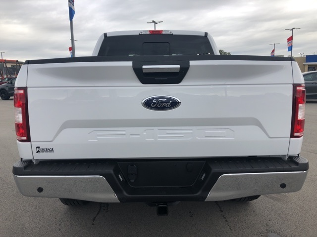 2018 F-150 SuperCrew Cab 4x4,  Pickup #JKF69949 - photo 7