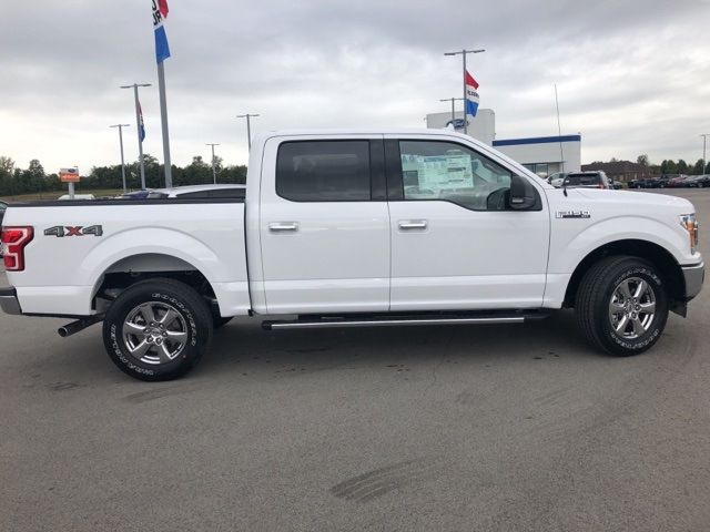 2018 F-150 SuperCrew Cab 4x4,  Pickup #JKF69949 - photo 8