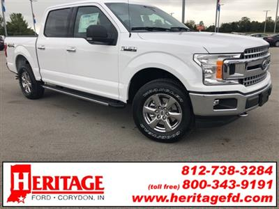 2018 F-150 SuperCrew Cab 4x4,  Pickup #JKF69949 - photo 1