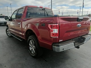 2018 F-150 SuperCrew Cab 4x4,  Pickup #JKF69950 - photo 7