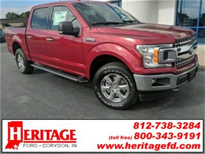 2018 F-150 SuperCrew Cab 4x4,  Pickup #JKF69950 - photo 1