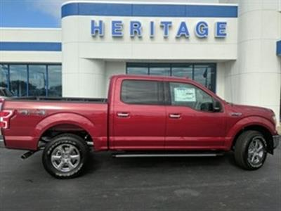 2018 F-150 SuperCrew Cab 4x4,  Pickup #JKF69950 - photo 3