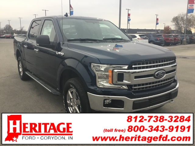 2018 F-150 SuperCrew Cab 4x4,  Pickup #JKF89333 - photo 1