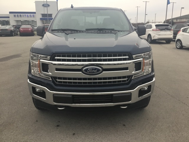 2018 F-150 SuperCrew Cab 4x4,  Pickup #JKF89333 - photo 3