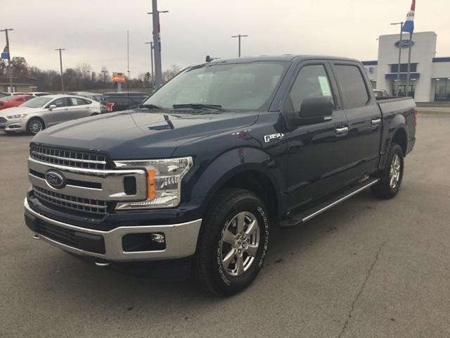 2018 F-150 SuperCrew Cab 4x4,  Pickup #JKF89333 - photo 4