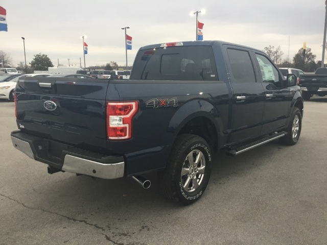 2018 F-150 SuperCrew Cab 4x4,  Pickup #JKF89333 - photo 2