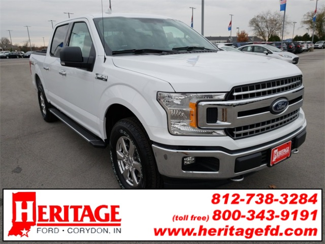 2018 F-150 SuperCrew Cab 4x4,  Pickup #JKF89335 - photo 1