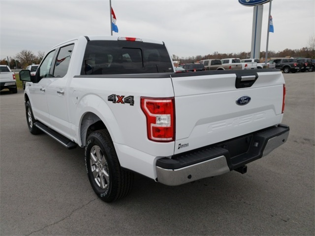 2018 F-150 SuperCrew Cab 4x4,  Pickup #JKF89335 - photo 7